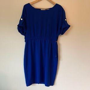 Calvin Klein Blue Dress 6